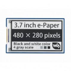 3.7inch e-Paper e-Ink...