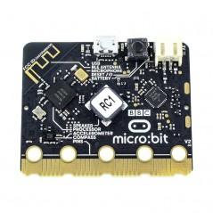 Micro:bit V2 BBC Board Only speaker, microphone, BLE5.0, nRF52833,512kB Flash,128kB RAM