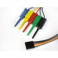 Precision gripper probes (for SCANALOGIC-2 Logic analyzer)