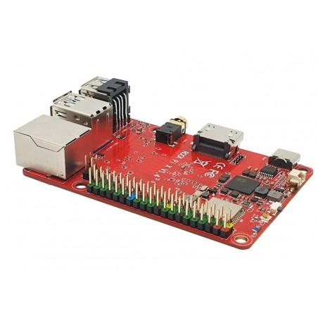 Rock Pi X 4GB/32GB Intel Atom X5-Z8350 4GB LPDDR3 RAM, 32GB EMMC, Wi-Fi,BT,PD 2.0,QC 3.0,PoE