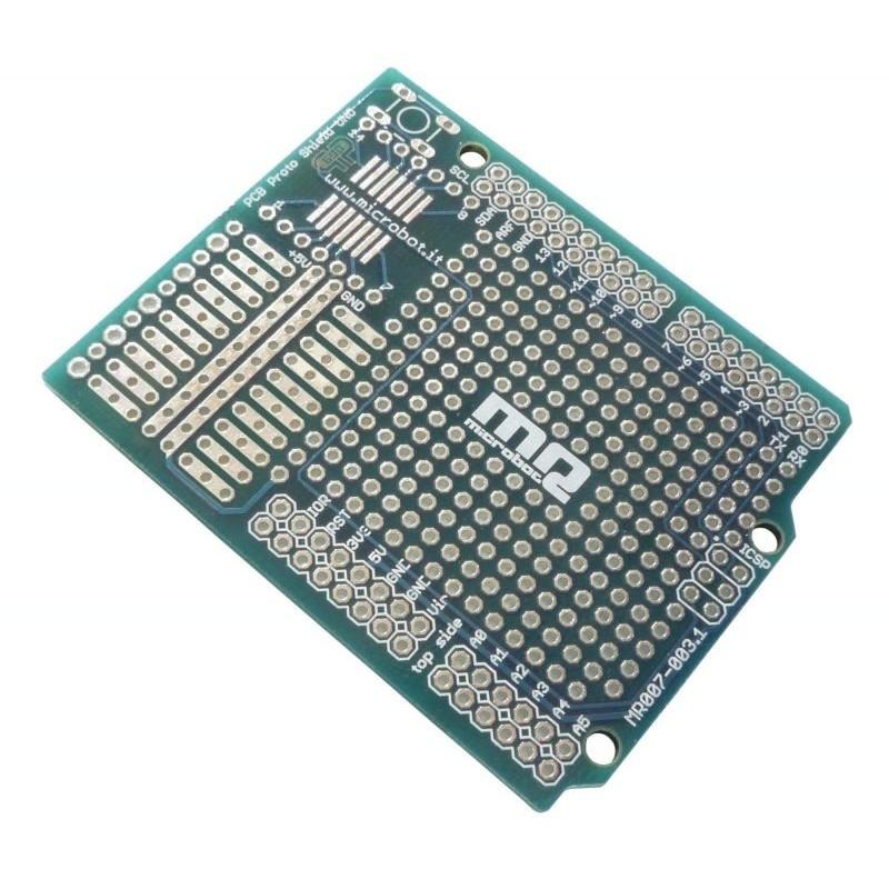 PCB Proto Shield UNO for Arduino (MR007-003.1)