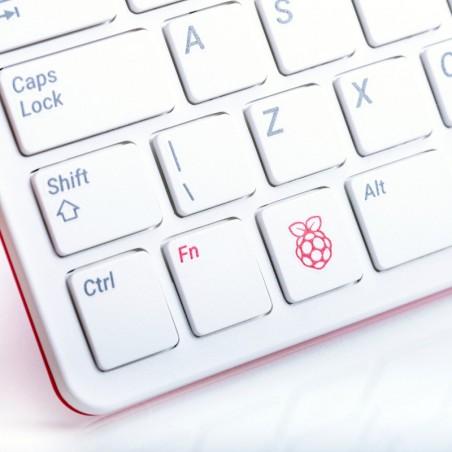 Raspberry Pi 400 KIT (UK/EU) mouse,PS,HDMI cable,SD card preloaded OS