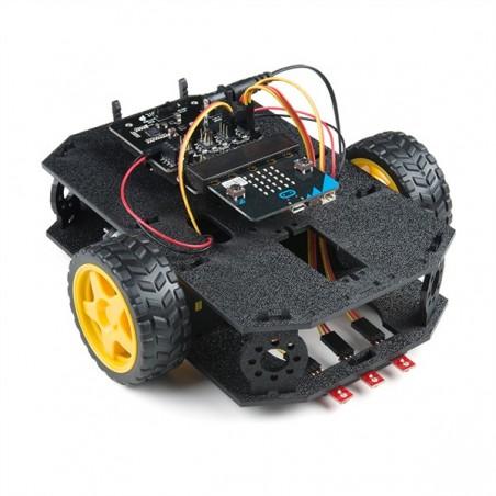 SparkFun micro:bot kit (KIT-14216) for the micro:bit BBC