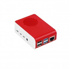 Raspberry Pi 4 LED case -...
