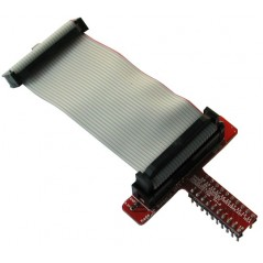 DUINOMITE-TBA (Olimex) extension board 26pin Ribbon cable