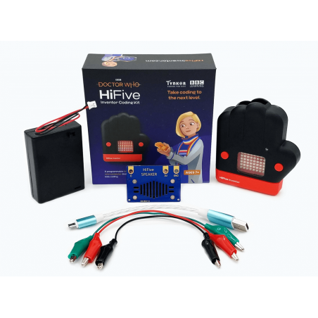BBC Doctor Who HiFive Inventor Kit (Coding Kit)