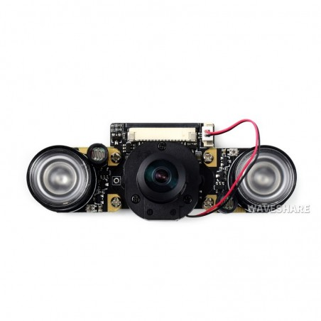 IMX219-160 8MP IR-CUT Camera, 162° FOV, IR-CUT Infrared, for Jetson Nano/RPI Compute Module (WS-18946)