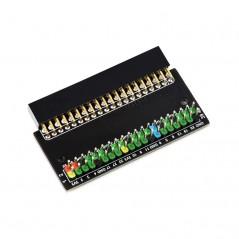 Raspberry Pi 400 GPIO Header Adapter, Header Expansion (WS-18994)