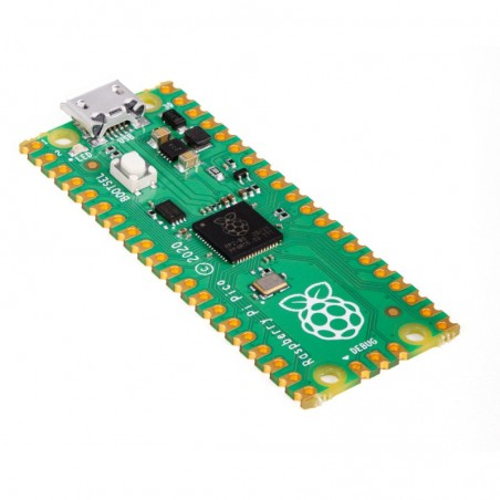 Raspberry Pi Pico - Low-Cost, High-Performance Microcontroller Board