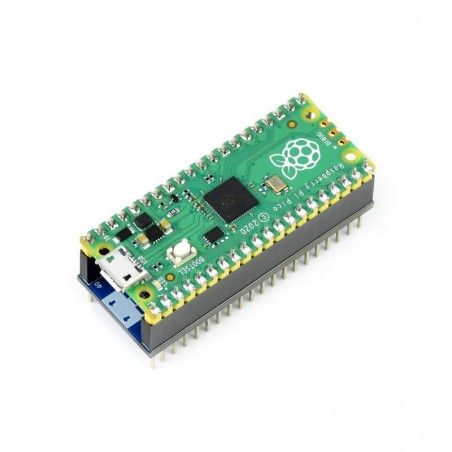 10-DOF IMU Sensor Module for Raspberry Pi Pico, Onboard ICM20948 and LPS22HB Chip (WS-19358)