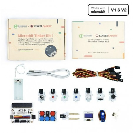 ElecFreaks Micro:bit Tinker Kit (without Micro:bit Board) EF08183