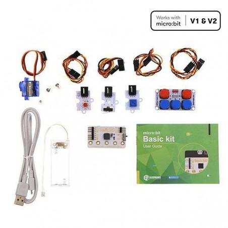 micro:bit basic kit(without micro:bit board)EF08189 Elecfreaks