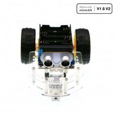 Motor:bit acrylic smart car...