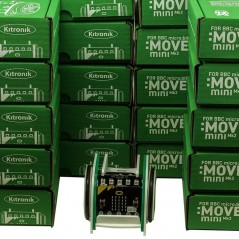 20x Kitronik :MOVE mini MK2...