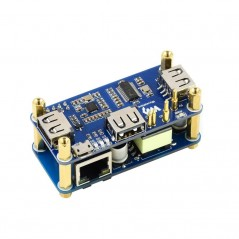 PoE Ethernet / USB HUB HAT...