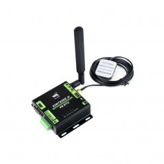 Industrial Grade SIM7600E-H 4G DTU, RS232/485/TTL to 4G LTE, GNSS (WS-19820)