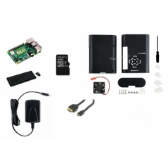 RASPBERRY PI4-4GB 16GB,Box,HDMI ,PS USB-C, Klavesnica ,Mys