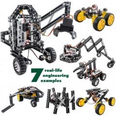 ROBOTICS KIT  (TKR-RK1) 7...