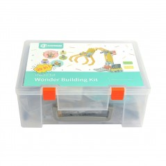 micro:bit Wonder Building...