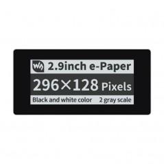 2.9inch Touch e-Paper...