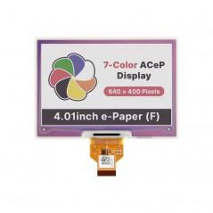 4.01inch ACeP 7-Color...