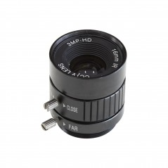 Arducam CS-Mount Lens 16mm...