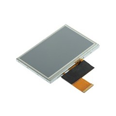 """4.3"""" TFT Color Display 480x272 with Touch Screen"""