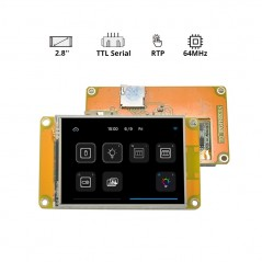 NX3224F028 – Nextion 2.8″ Discovery Series HMI Touch Display