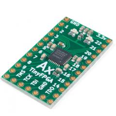TinyFPGA AX1  board is a...