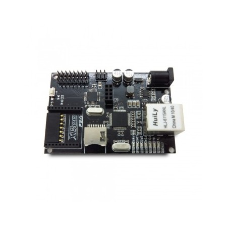 IBoard (ITead) Arduino with Ethernet and Wireless