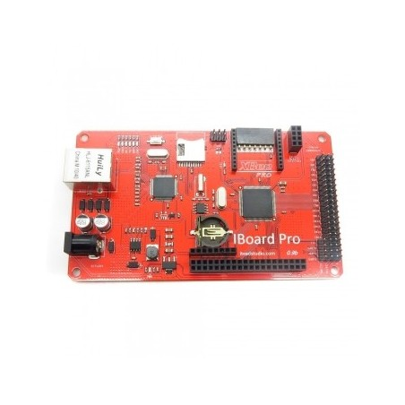 IBoard Pro (ITead) ATMega2560 Arduino WIZnet+POE XBee RTC uSD