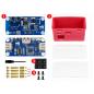 PoE Ethernet / USB HUB BOX for Raspberry Pi Zero Series, 3x USB 2.0, 802.3af-Compliant (WS-20895)
