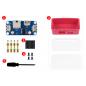 Ethernet / USB HUB BOX for Raspberry Pi Zero Series, 1x RJ45, 3x USB 2.0 (WS-20894)