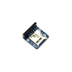 I/O POD microSD Card (for Raspberry Pi I/O POD ADAPTER)