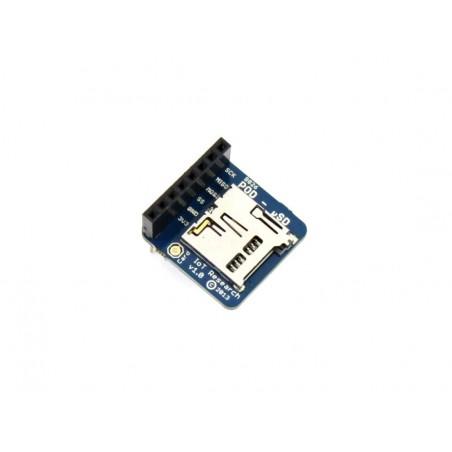 i  o pod microsd card  for raspberry pi i  o pod adapter