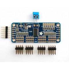 16-Channel 12-bit PWM/Servo Driver - I2C PCA9685 (Adafruit 815)