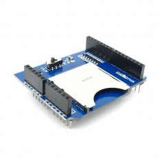 SD card shield for Arduino Stackable - SD card / TF card break out board for Arduino