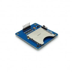 SD CARD /MICROSD BREAKOUT MODULE for Arduino, AVR, PIC, ARM,MSP430...