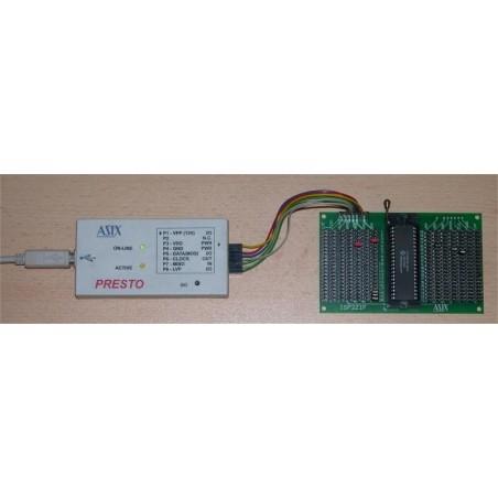 ISP2ZIF for  PRESTO (ASIX)