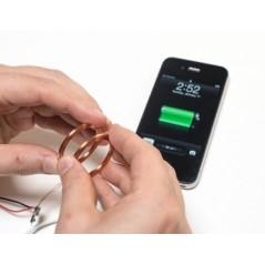 Inductive Charging Set - 5V @ 500mA max (Adafruit 1407)