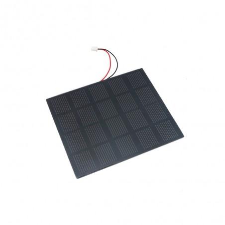 SOLAR CELL 5V 400mA MONOCRYSTALLINE PET (ITead Studio)