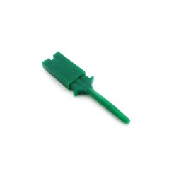 Test Hooks - Probe Terminal GREEN (Precision gripper probes)