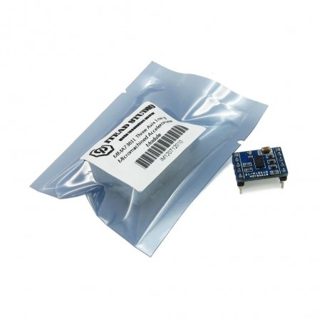 MMA7361L MODULE 3-axis analog accelerometer  ±1.5g / ±6g