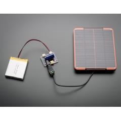 USB / DC / Solar Lithium Ion/Polymer charger v2 (Adafruit 390)