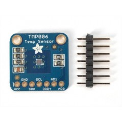 Contact-less Infrared Thermopile Sensor TMP006 (Adafruit 1296)