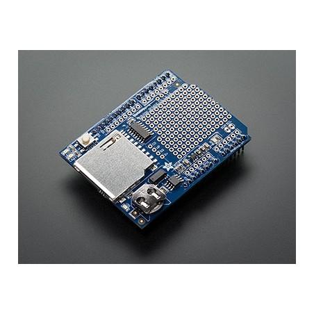 Adafruit Assembled Data Logging shield for Arduino (Adafruit 1141)