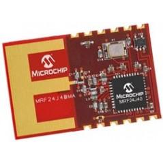 MRF24J40 2.4GHz transceiver module