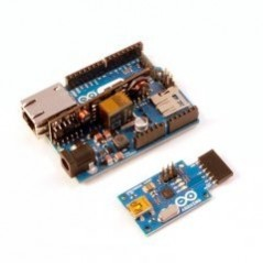 Arduino Ethernet WITH PoE + USB2SERIAL (Arduino A000061)