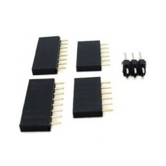HEADER PACK FOR ARDUINO Strip 2x8,2x6, 1x2*3 (Itead IM120531021)