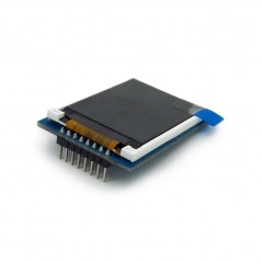 """ITDB02-1.8SP 1.8""""TFT LCD module 262K colors 128x160, serial,controller ST7735"""